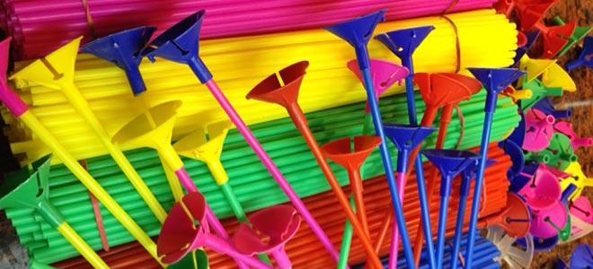 ballonstokjes-kleur
